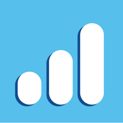 Company logo and link to program