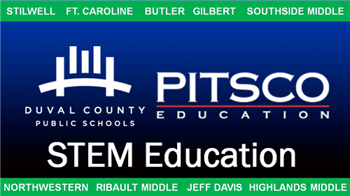 pitsco education sign with dcps stem education