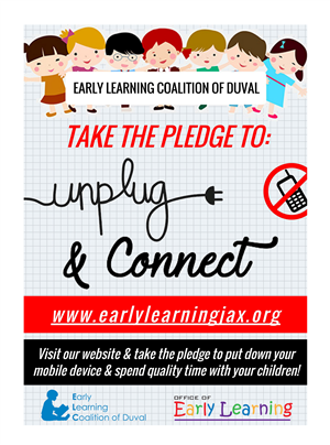 Take the pledge:unplug and Connect