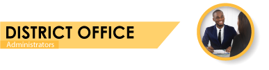 Administrative Banner