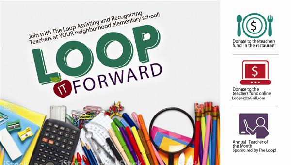 Loop It Forward Flier