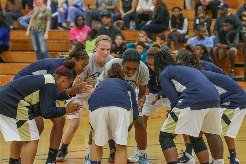Williams Girls Basketball Girls v Basketball